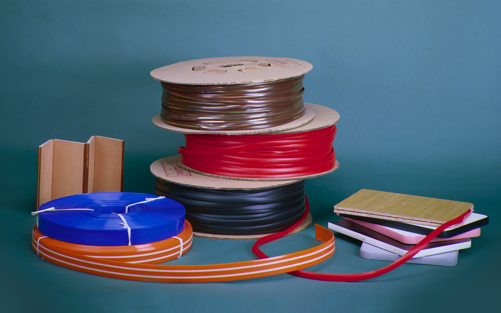 Perfiles plasticos pvc flexible tapacantos caseto s r l - Perfiles de plastico ...